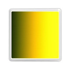 Yellow Gradient Background Memory Card Reader (square)