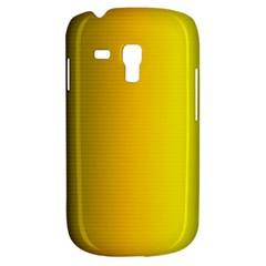 Yellow Gradient Background Galaxy S3 Mini
