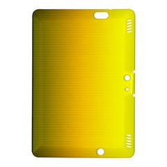 Yellow Gradient Background Kindle Fire HDX 8.9  Hardshell Case