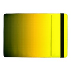 Yellow Gradient Background Samsung Galaxy Tab Pro 10.1  Flip Case