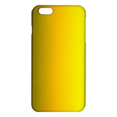 Yellow Gradient Background Iphone 6 Plus/6s Plus Tpu Case