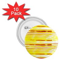 Yellow Curves Background 1 75  Buttons (10 Pack)