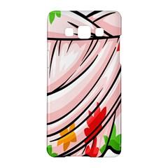Petal Pattern Dress Flower Samsung Galaxy A5 Hardshell Case