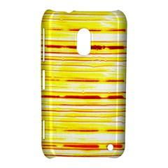 Yellow Curves Background Nokia Lumia 620