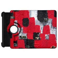 Red Black Gray Background Kindle Fire HD 7