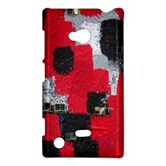 Red Black Gray Background Nokia Lumia 720