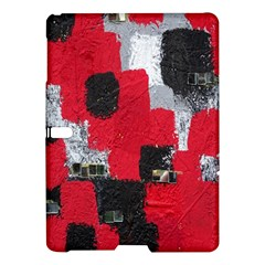 Red Black Gray Background Samsung Galaxy Tab S (10 5 ) Hardshell Case