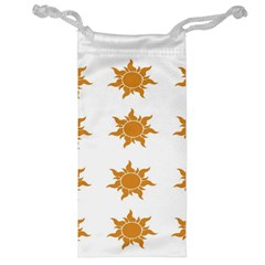 Sun Cupcake Toppers Sunlight Jewelry Bag