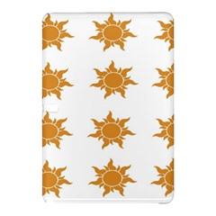 Sun Cupcake Toppers Sunlight Samsung Galaxy Tab Pro 10.1 Hardshell Case