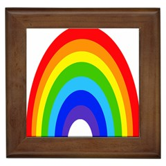 Rainbow Framed Tiles