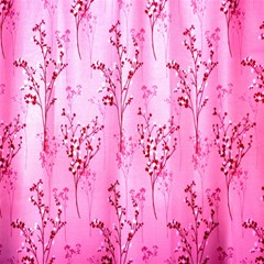 Pink Curtains Background Magic Photo Cubes