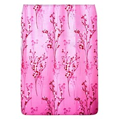 Pink Curtains Background Flap Covers (L)