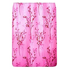 Pink Curtains Background Flap Covers (S)
