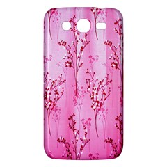 Pink Curtains Background Samsung Galaxy Mega 5.8 I9152 Hardshell Case