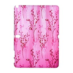 Pink Curtains Background Galaxy Note 1
