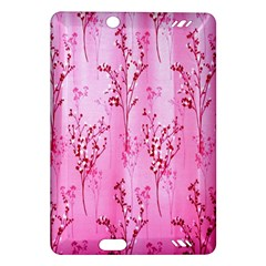 Pink Curtains Background Amazon Kindle Fire HD (2013) Hardshell Case