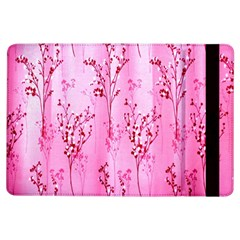 Pink Curtains Background iPad Air Flip