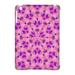 Mandala Tiling Apple iPad Mini Hardshell Case (Compatible with Smart Cover)
