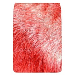 Pink Fur Background Flap Covers (L)