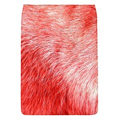 Pink Fur Background Flap Covers (S)