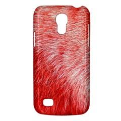 Pink Fur Background Galaxy S4 Mini