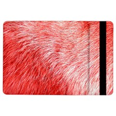 Pink Fur Background iPad Air 2 Flip