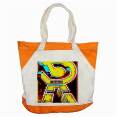 RESIDENT ANGE Accent Tote Bag