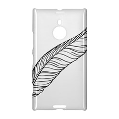 Feather Line Art Nokia Lumia 1520
