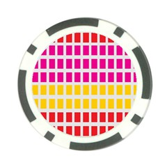 Squares Pattern Background Colorful Squares Wallpaper Poker Chip Card Guard