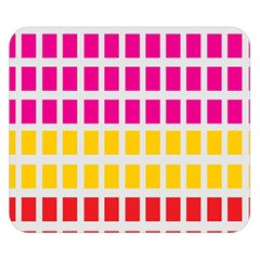Squares Pattern Background Colorful Squares Wallpaper Double Sided Flano Blanket (Small)