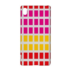 Squares Pattern Background Colorful Squares Wallpaper Sony Xperia Z3+