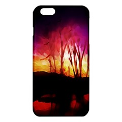 Fall Forest Background iPhone 6 Plus/6S Plus TPU Case