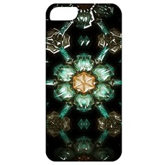 Kaleidoscope With Bits Of Colorful Translucent Glass In A Cylinder Filled With Mirrors Apple Iphone 5 Classic Hardshell Case
