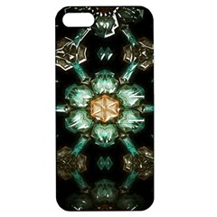 Kaleidoscope With Bits Of Colorful Translucent Glass In A Cylinder Filled With Mirrors Apple Iphone 5 Hardshell Case With Stand