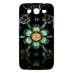 Kaleidoscope With Bits Of Colorful Translucent Glass In A Cylinder Filled With Mirrors Samsung Galaxy Mega 5.8 I9152 Hardshell Case