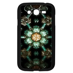 Kaleidoscope With Bits Of Colorful Translucent Glass In A Cylinder Filled With Mirrors Samsung Galaxy Grand DUOS I9082 Case (Black)