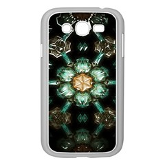 Kaleidoscope With Bits Of Colorful Translucent Glass In A Cylinder Filled With Mirrors Samsung Galaxy Grand DUOS I9082 Case (White)