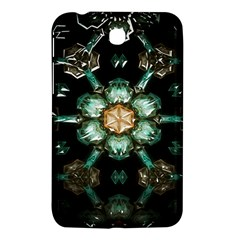Kaleidoscope With Bits Of Colorful Translucent Glass In A Cylinder Filled With Mirrors Samsung Galaxy Tab 3 (7 ) P3200 Hardshell Case