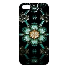 Kaleidoscope With Bits Of Colorful Translucent Glass In A Cylinder Filled With Mirrors iPhone 5S/ SE Premium Hardshell Case