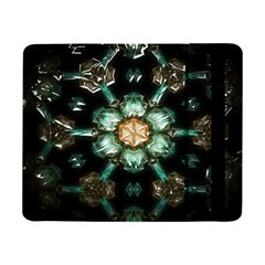 Kaleidoscope With Bits Of Colorful Translucent Glass In A Cylinder Filled With Mirrors Samsung Galaxy Tab Pro 8.4  Flip Case