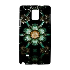 Kaleidoscope With Bits Of Colorful Translucent Glass In A Cylinder Filled With Mirrors Samsung Galaxy Note 4 Hardshell Case