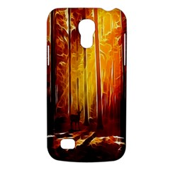 Artistic Effect Fractal Forest Background Galaxy S4 Mini