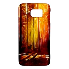 Artistic Effect Fractal Forest Background Galaxy S6