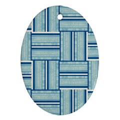 Pattern Ornament (Oval)