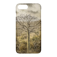 Ceiba Tree At Dry Forest Guayas District   Ecuador Apple Iphone 7 Plus Hardshell Case