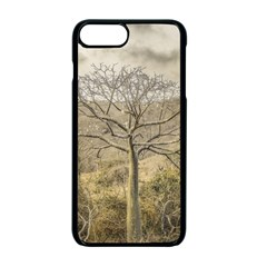 Ceiba Tree At Dry Forest Guayas District   Ecuador Apple Iphone 7 Plus Seamless Case (black)