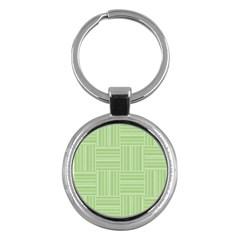Pattern Key Chains (Round)