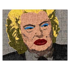Happy Birthday Mr. President  Rectangular Jigsaw Puzzl