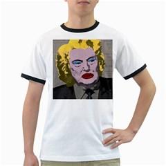Happy Birthday Mr. President  Ringer T-Shirts