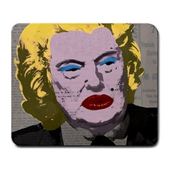 Happy Birthday Mr. President  Large Mousepads